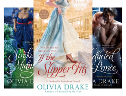 Cinderella Sisterhood Series (5 Book Series) by  Olivia Drake