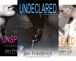The Woodlands (4 Book Series) by Jen Frederick