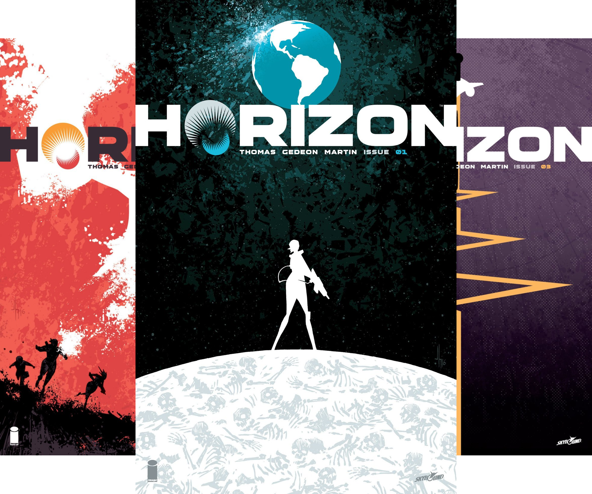 Horizon (Issues) (10 Book Series)