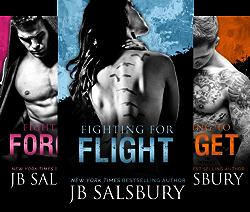 The Fighting Series (8 Book Series) by  JB Salsbury J.B. Salsbury