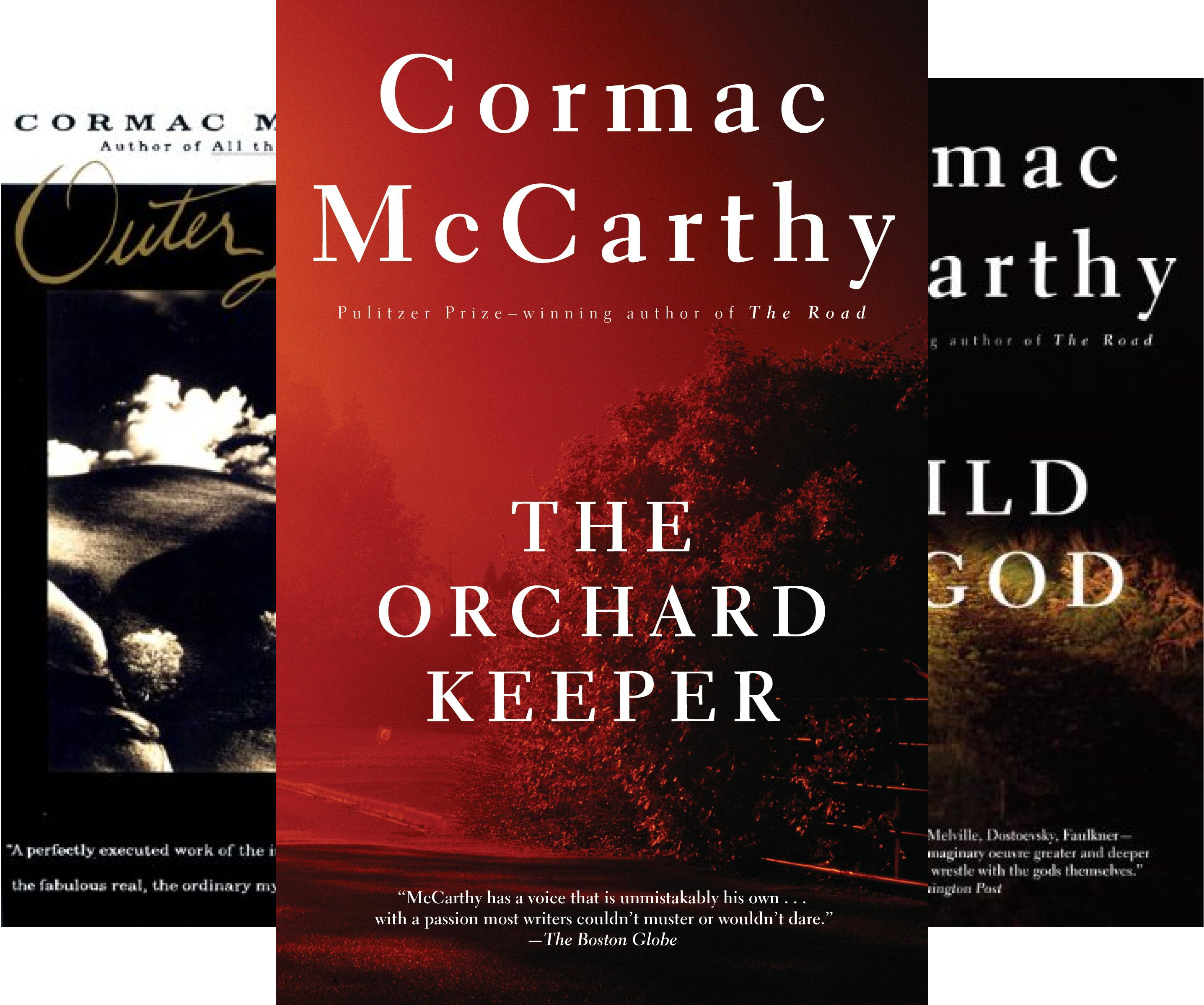 The Novels of Cormac McCarthy (10 Book Bundle)