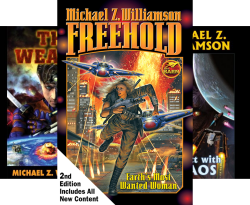 Freehold Series (4 Book Series) by  Michael Z. Williamson