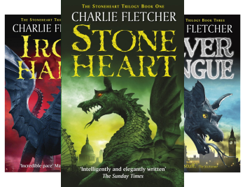 Stoneheart (3 Book Series) by Charlie Fletcher