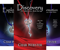 The Gifted Series (3 Book Series) by  Char Webster