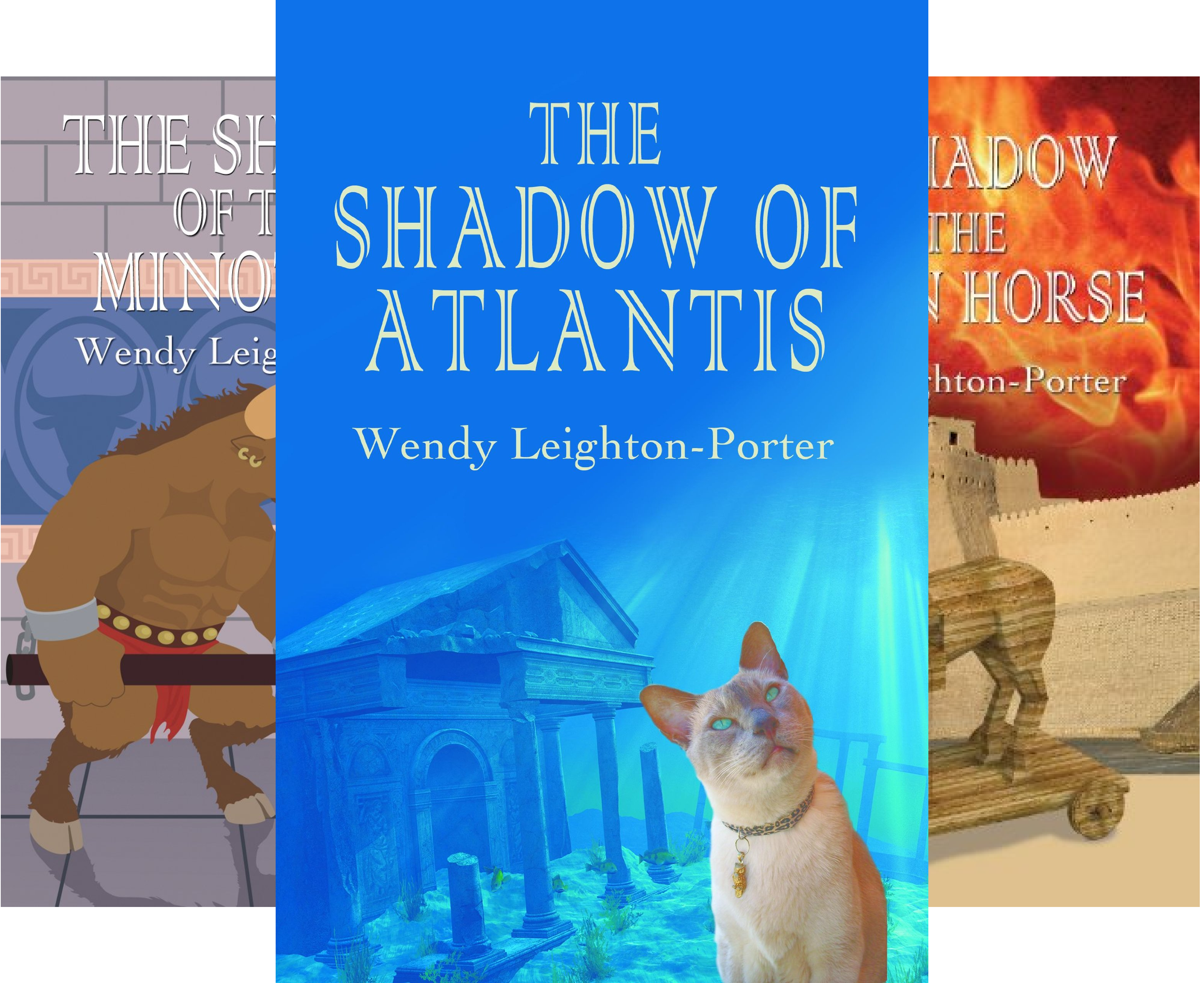 Shadows From The Past (9 Book Series)