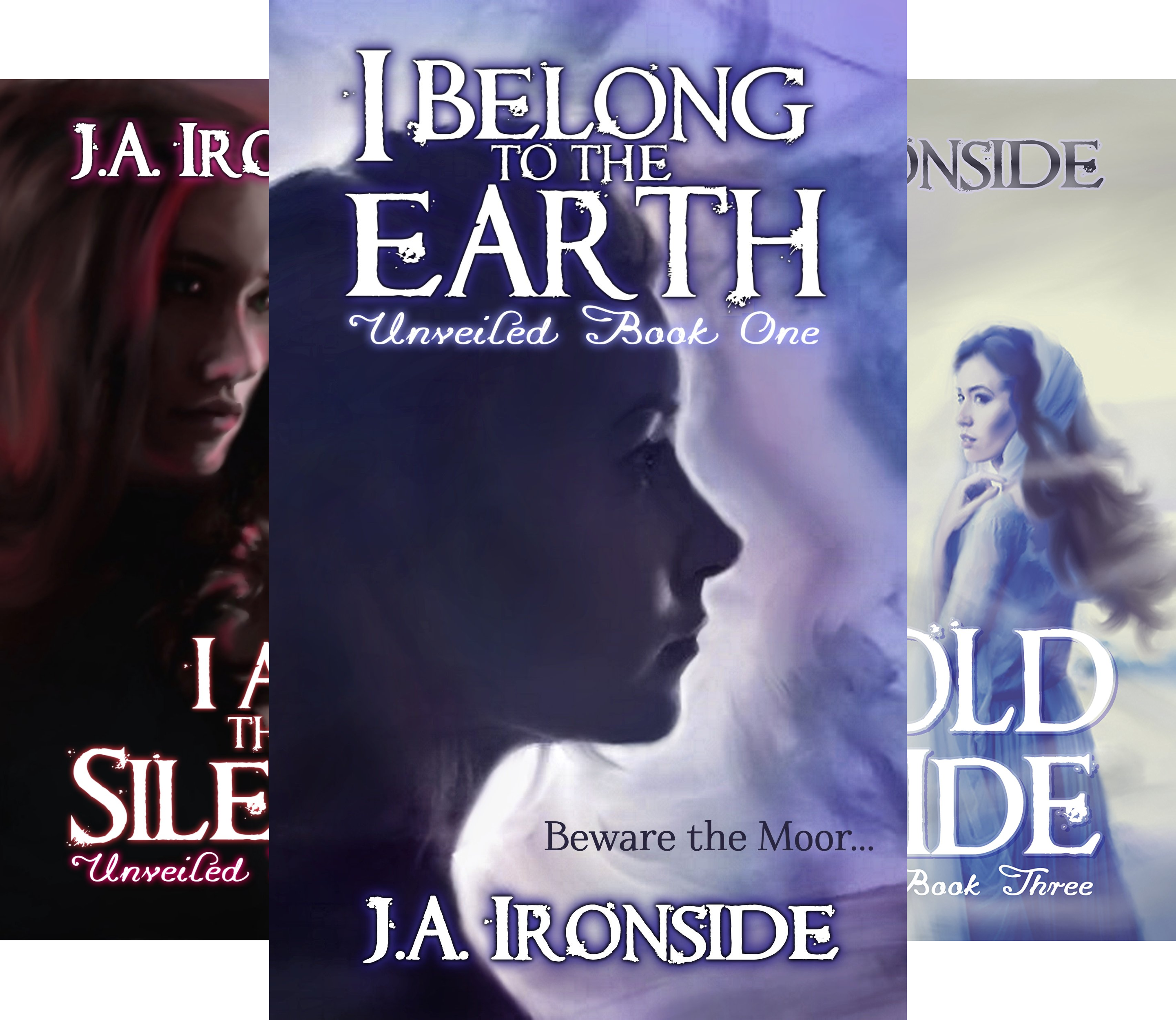 Unveiled (4 Book Series)