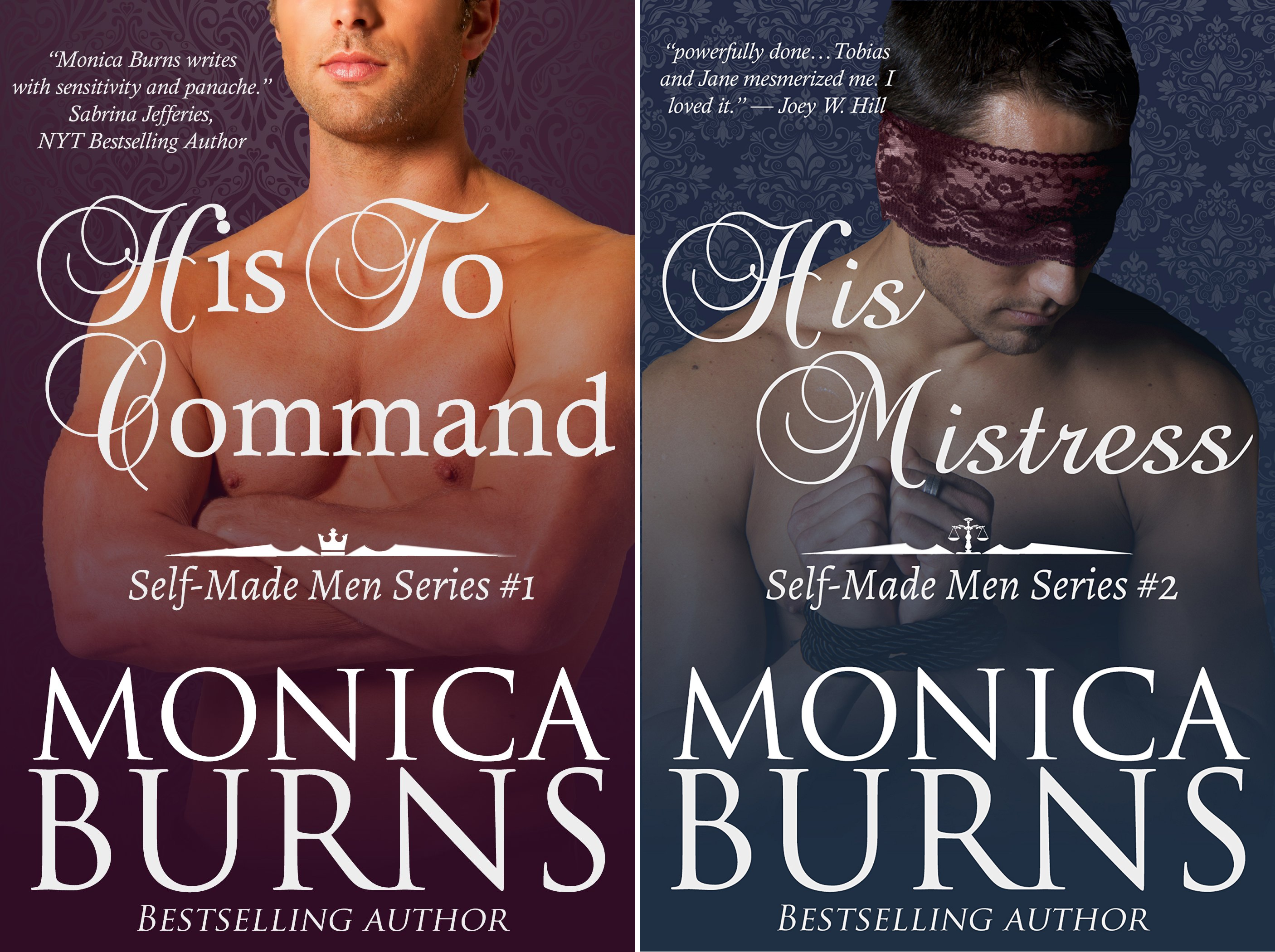 Self-Made Men Series (2 Book Series)