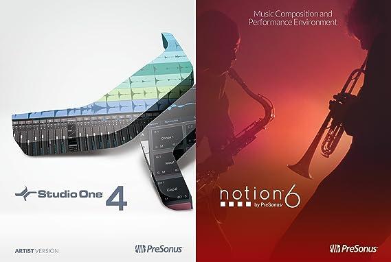 Amazon.com: PreSonus Studio One 4 Negro carcasa de ordenador ...