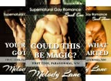 img - for Supernatural Gay Romance (3 Book Series) book / textbook / text book