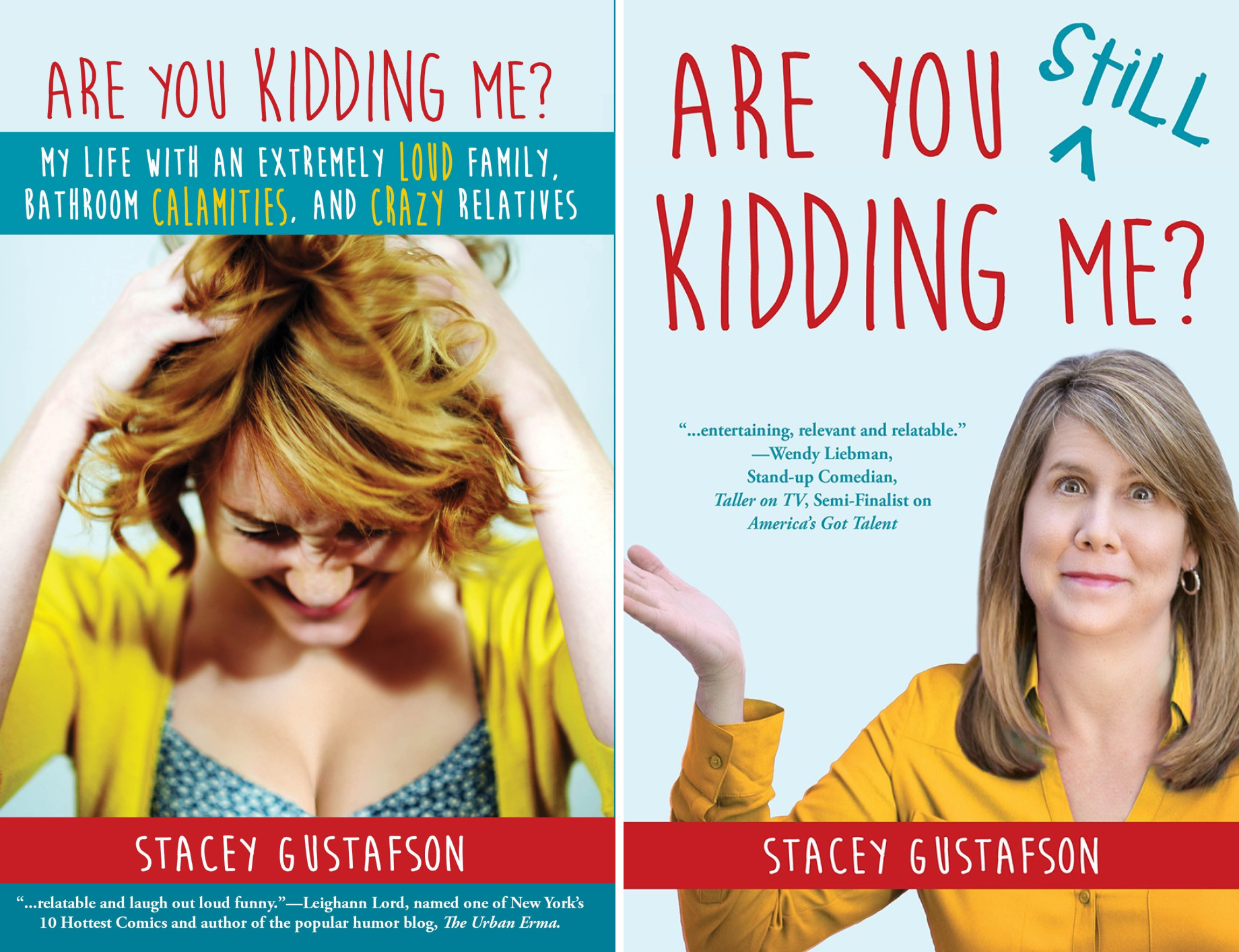 Keep Kidding Me Series (2 Book Series)