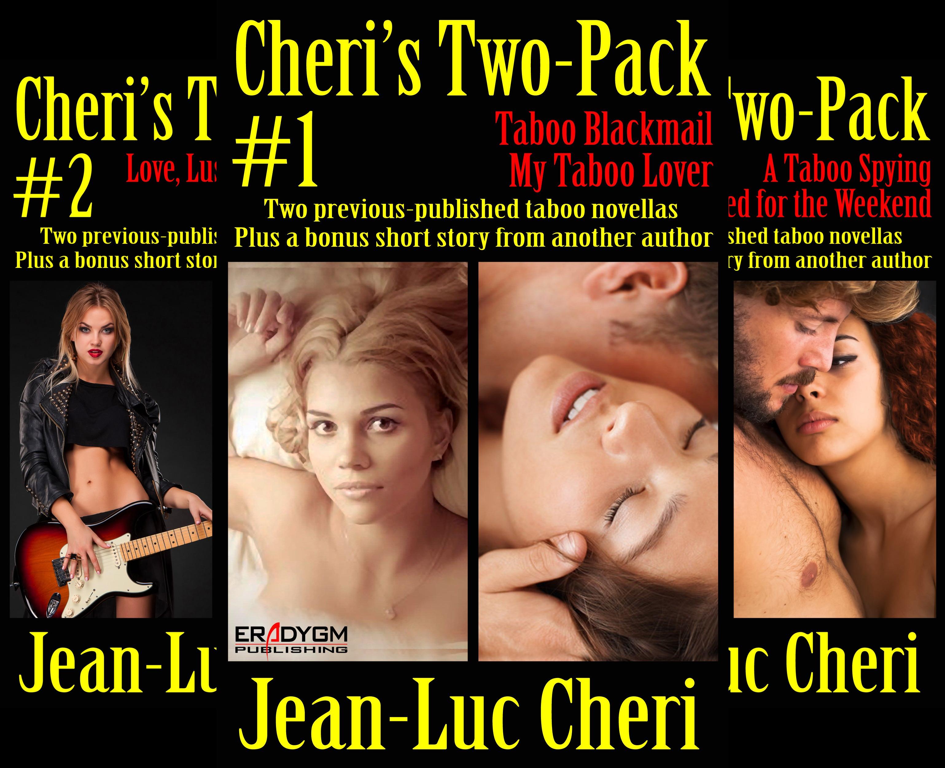 Cheri's Two-Packs (4 Book Series)