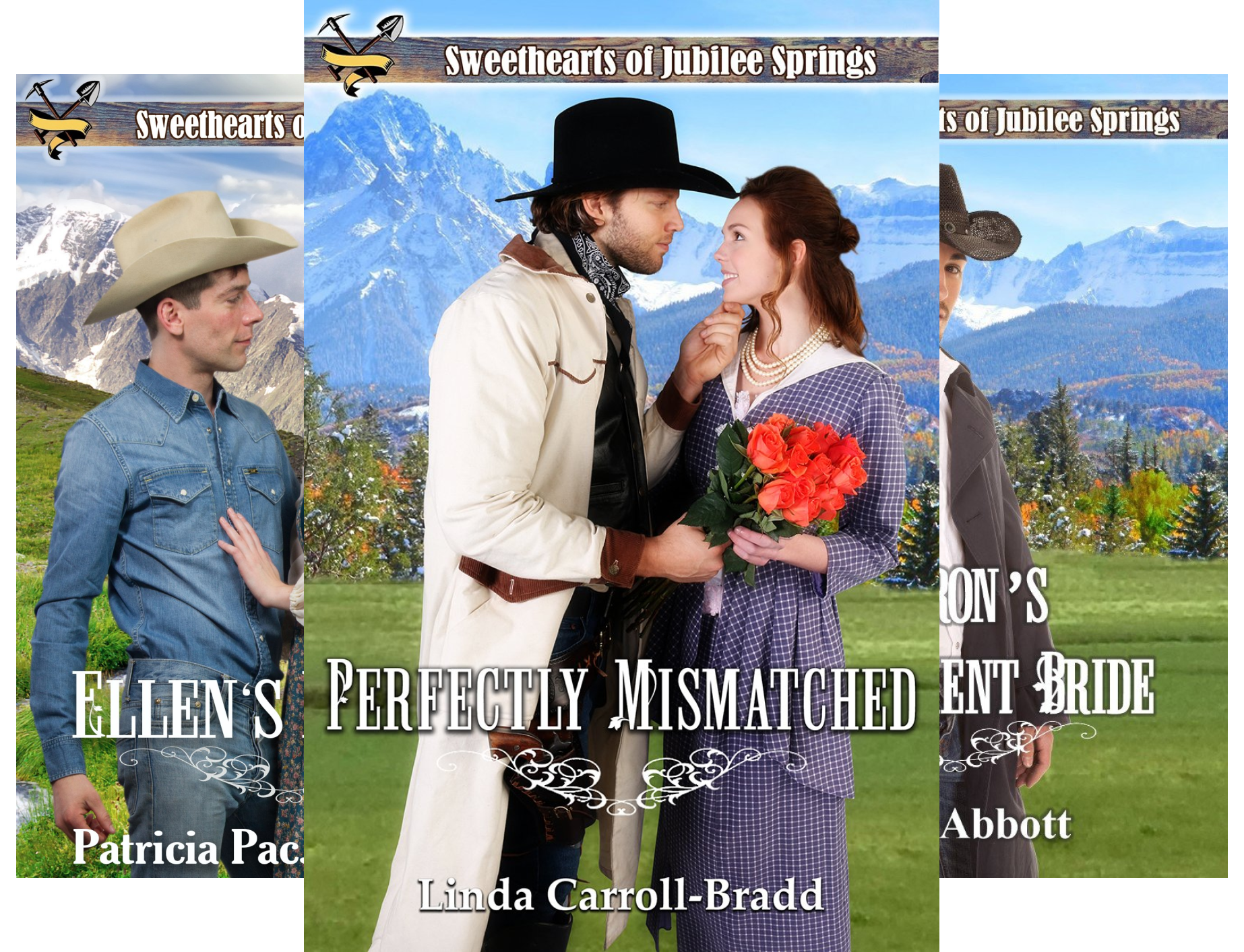 Sweethearts of Jubilee Springs (13 Book Series)