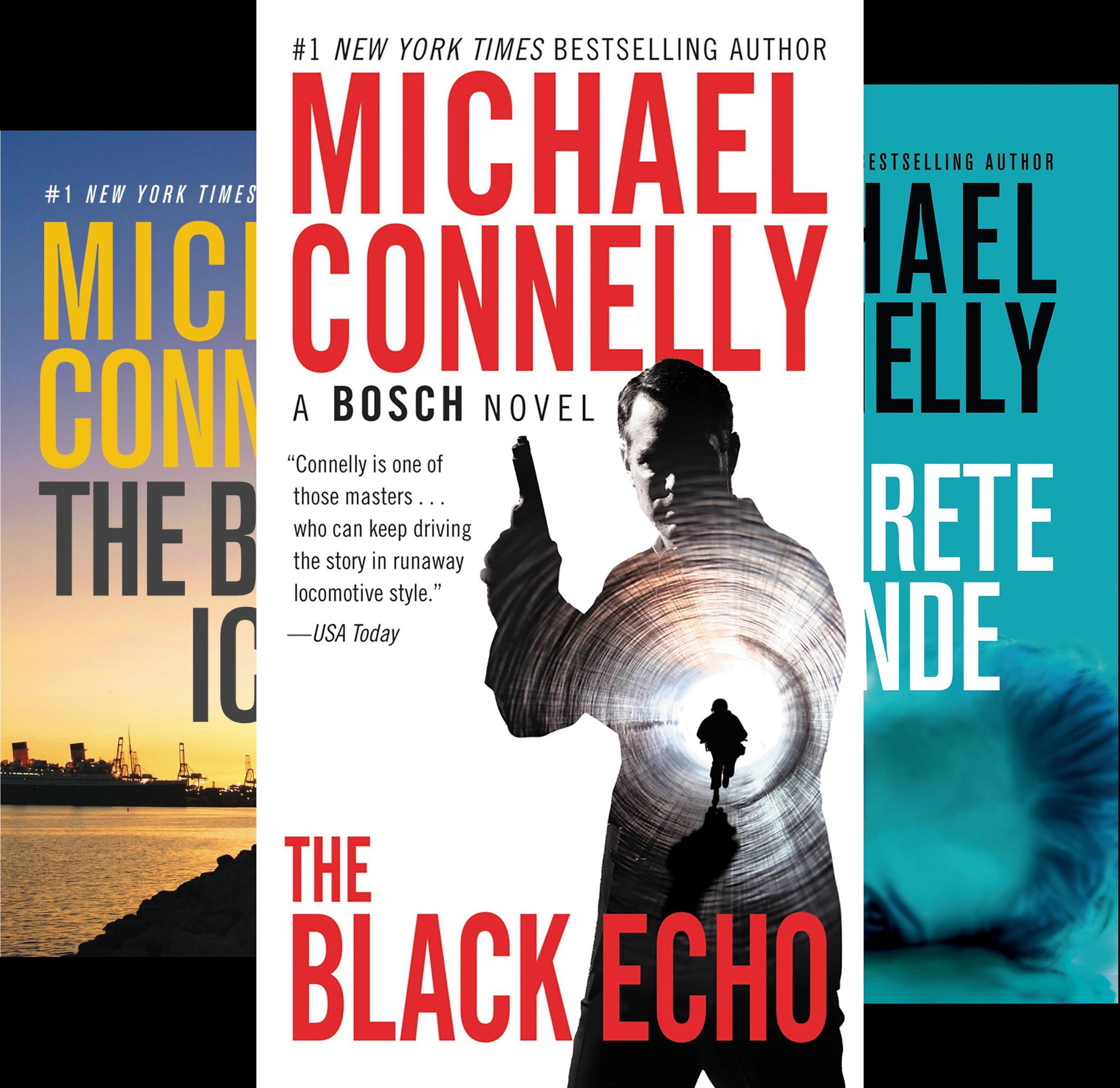 A Harry Bosch Novel (22 Book Series)