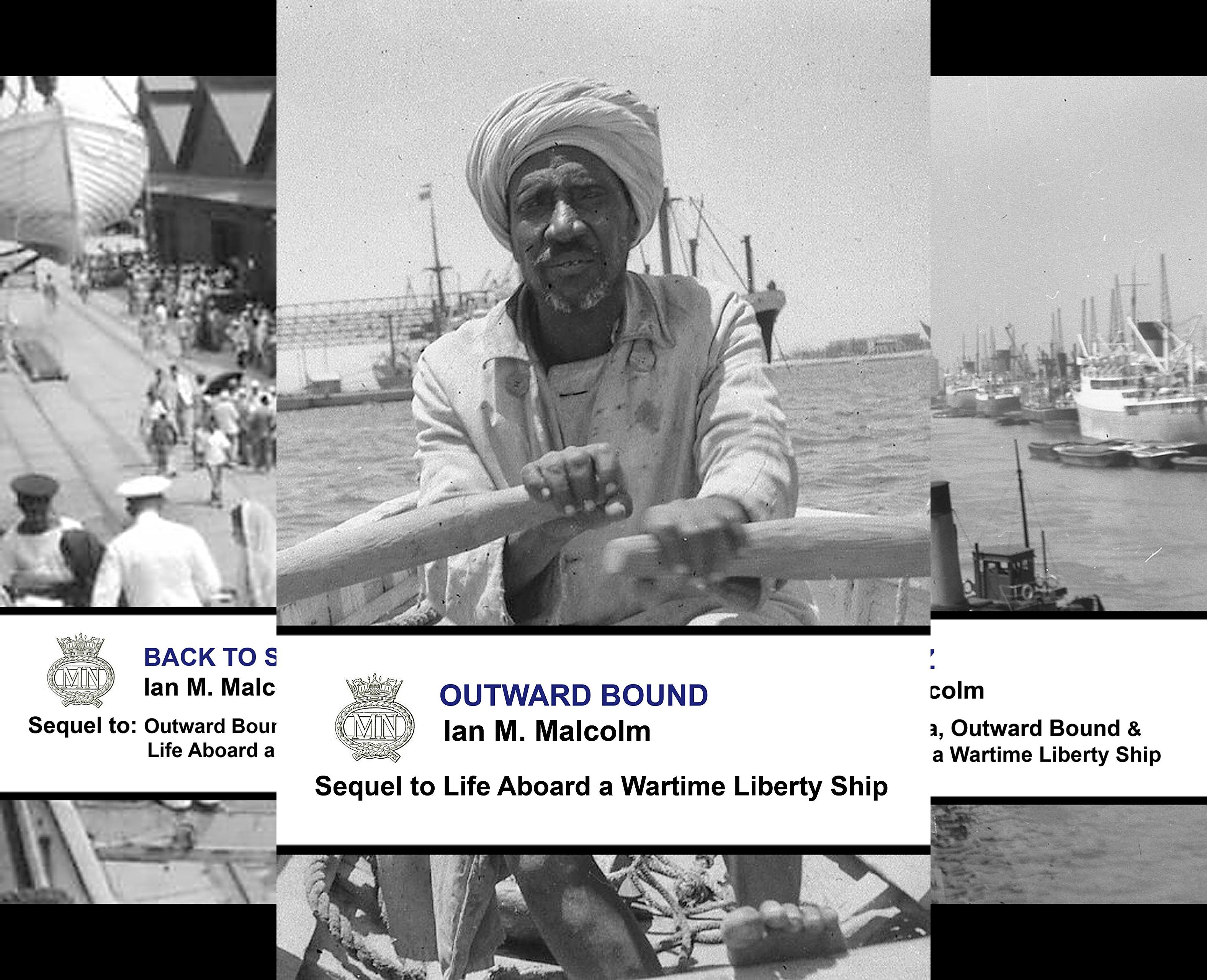 Merchant Navy Series (4 Book Series)