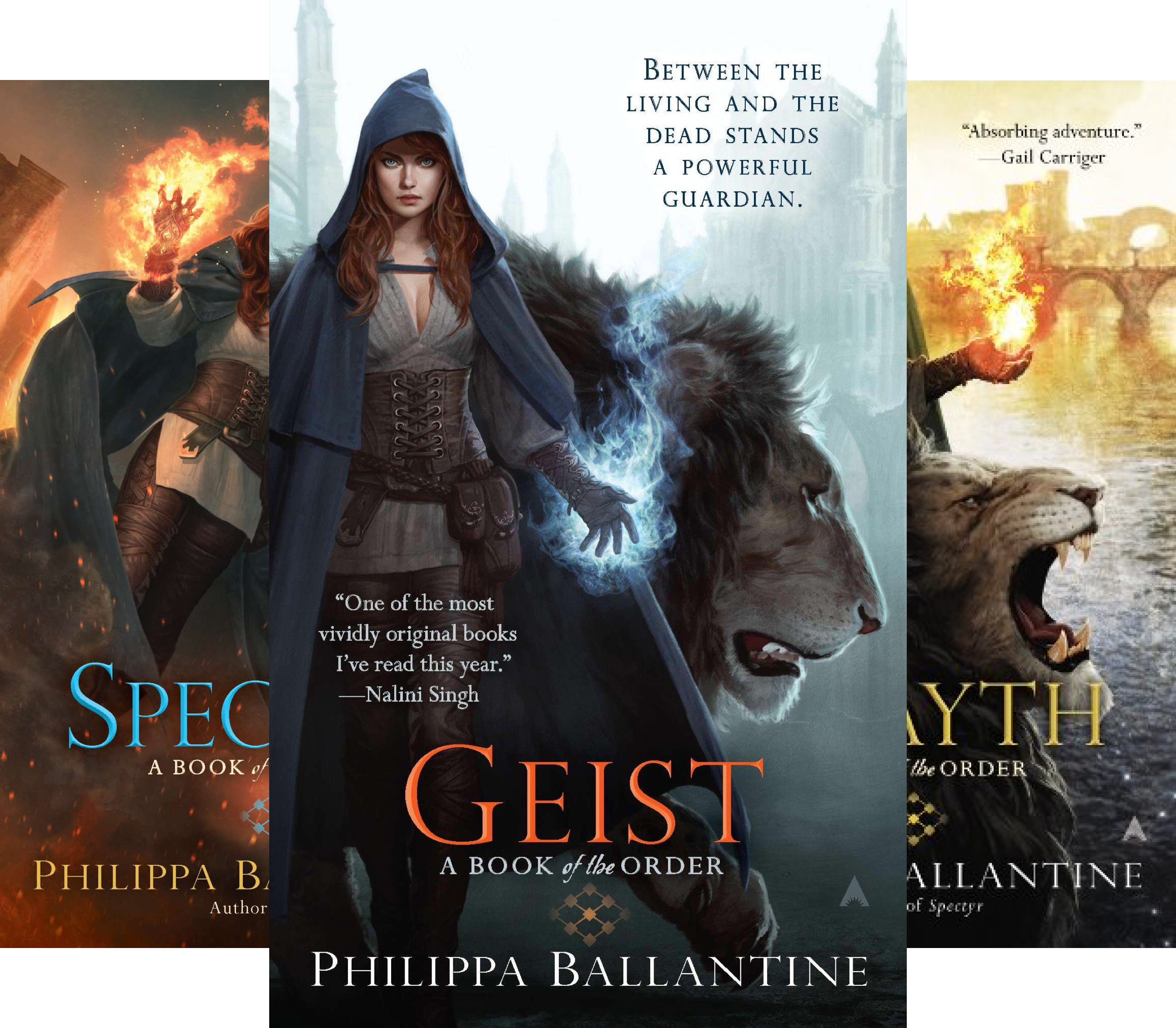 A Book of the Order (4 Book Series)