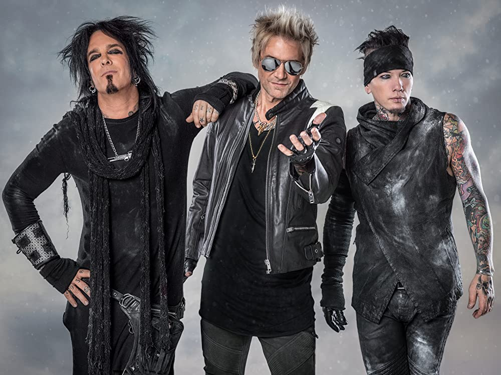 Sixx A M On Amazon Music