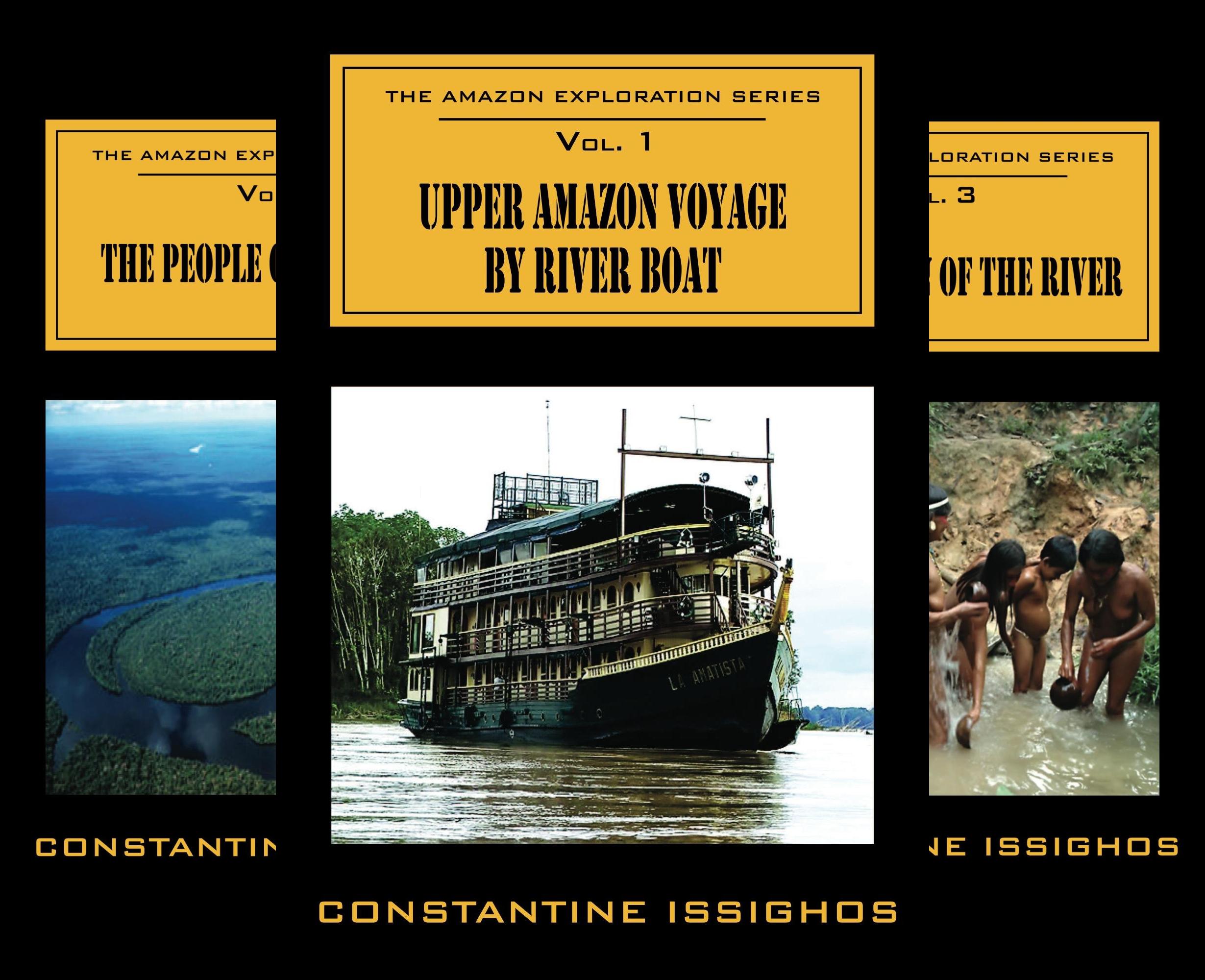 AMAZON EXPLORATION SERIES (20 Book Series)