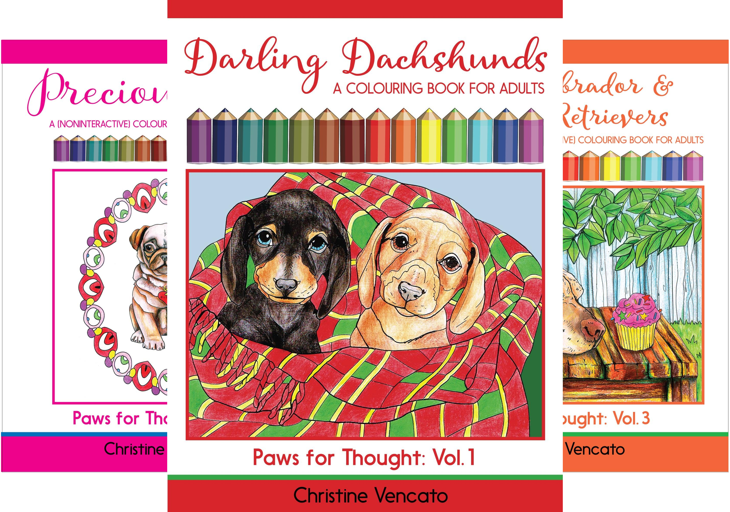 Paws for Thought (9 Book Series)