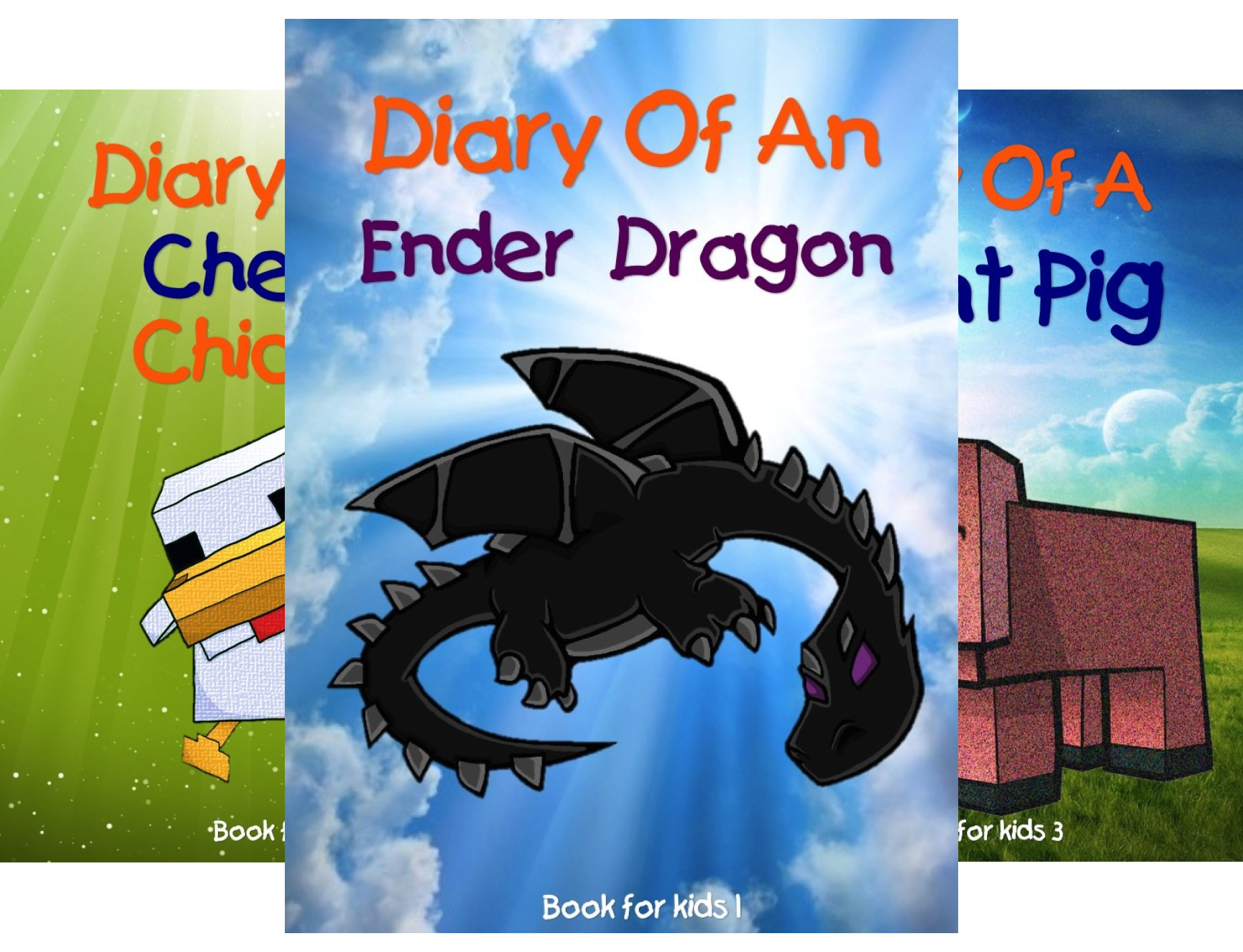 Book for Kids (14 Book Series)