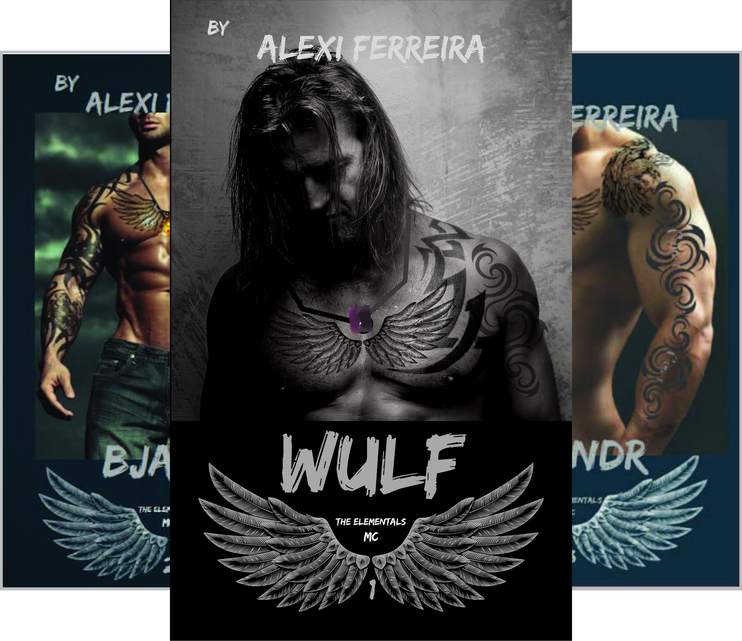 Elemental's MC (3 Book Series)