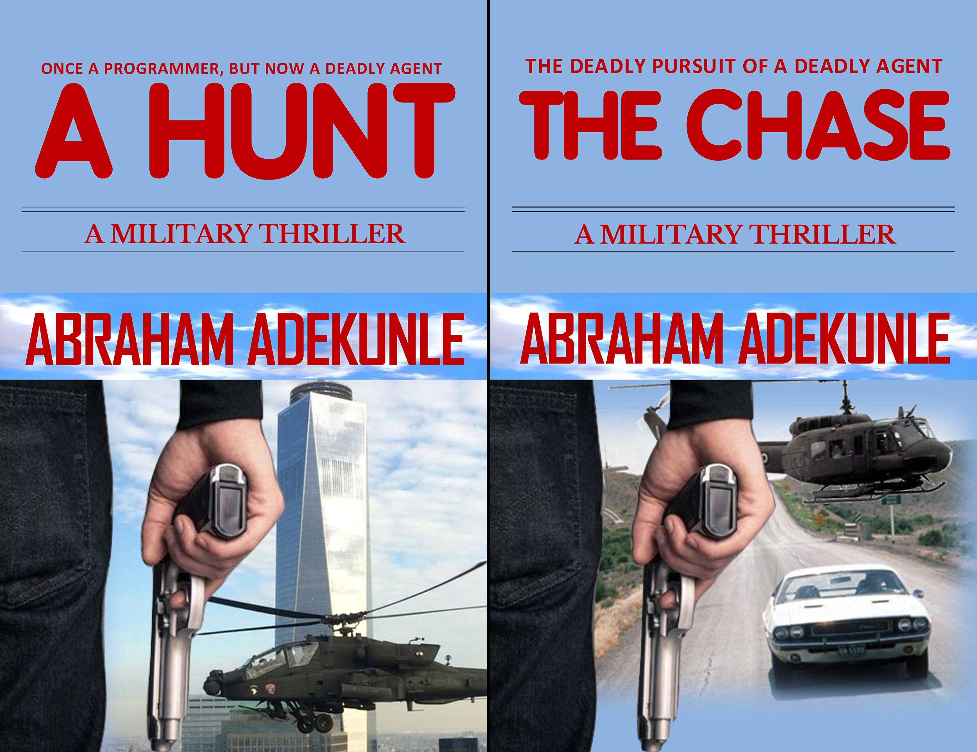 A Hunt (2 Book Series)