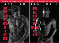 The Dark Redemption Series (2 Book Series) by  Lane Hart