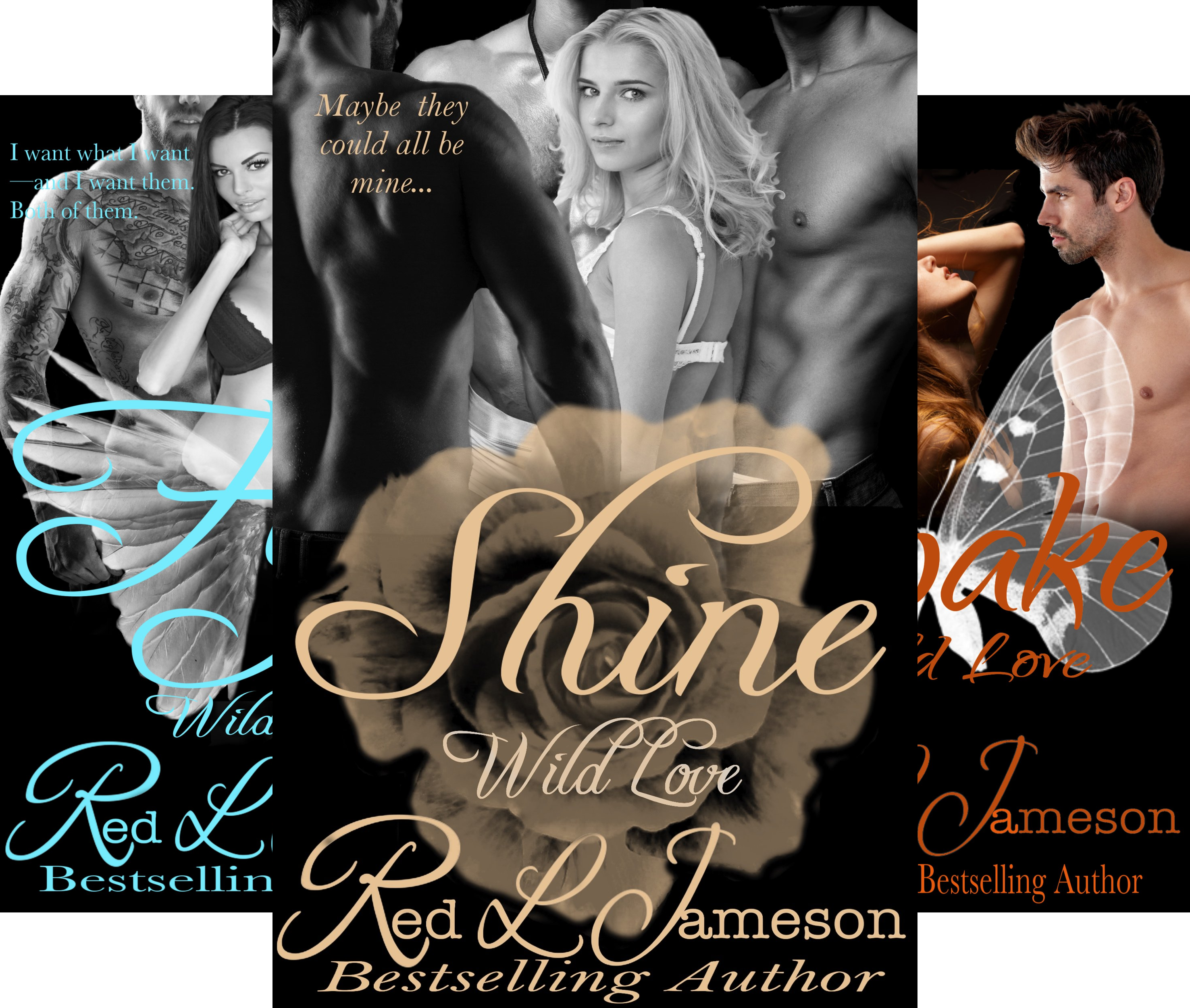 Wild Love (6 Book Series)