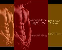 Matching Mates (6 Book Series) by  Bronwyn Heeley Bronwyn  Heeley
