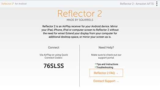 reflector 3 android 8