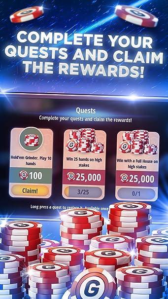 Amazon.com: Poker Texas Holdem Live Pro - Free Vegas Casino ...
