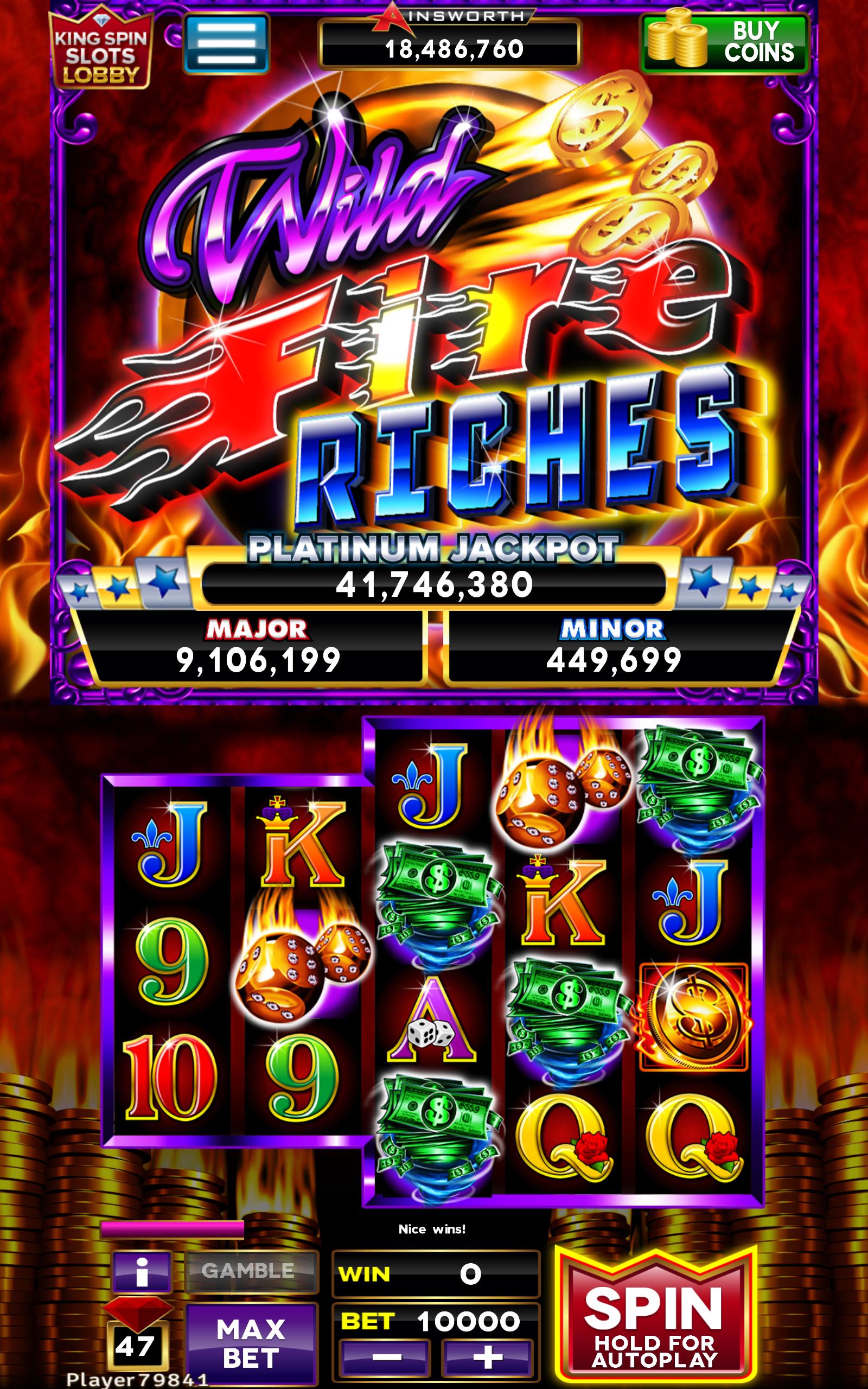 King Spin Slots