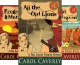 img - for A Thea Barlow Wyoming Mystery (3 Book Series) book / textbook / text book