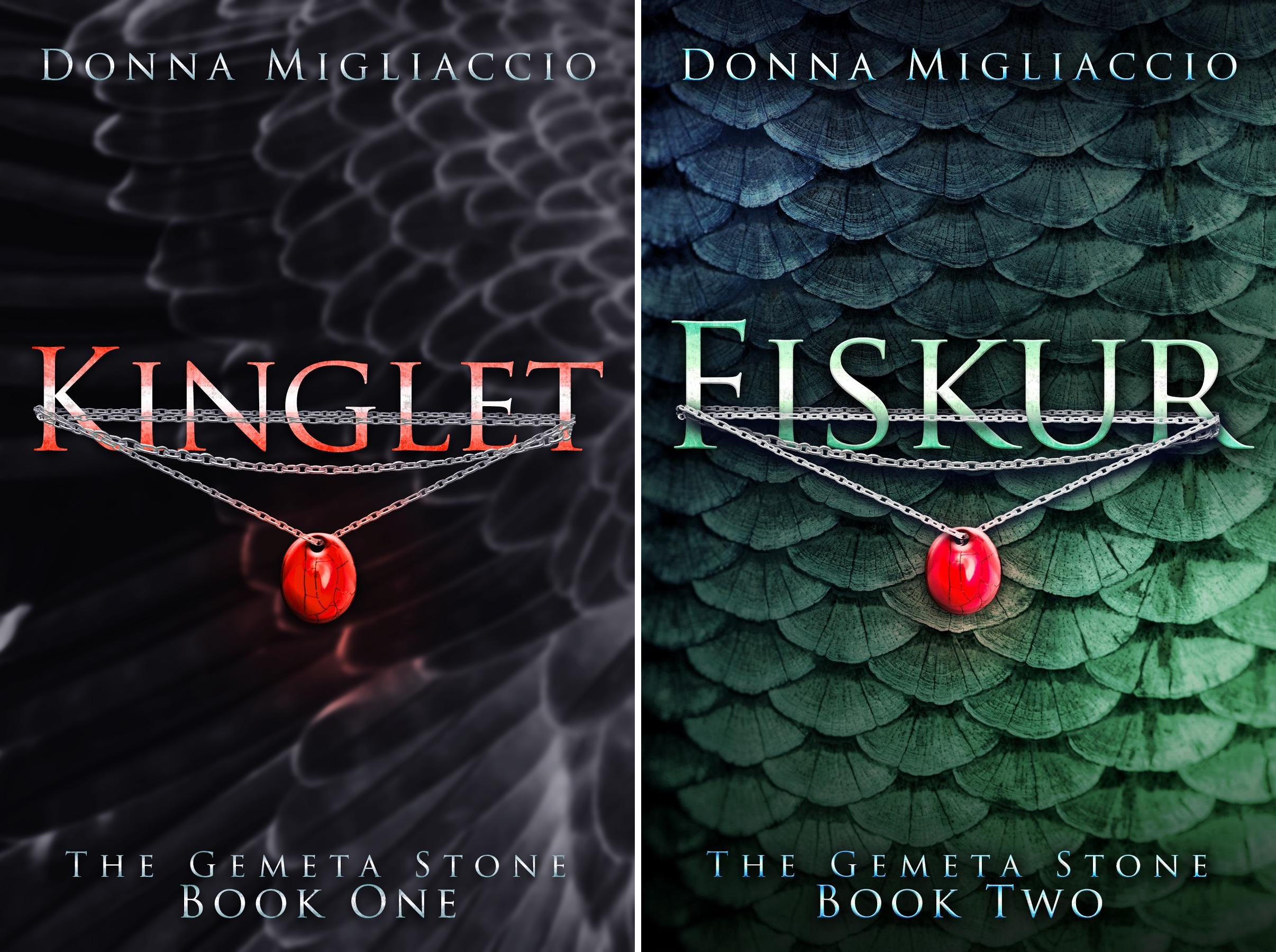 The Gemeta Stone (2 Book Series)