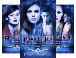 The Dantonville Legacy (3 Book Series) by  Tima Maria Lacoba
