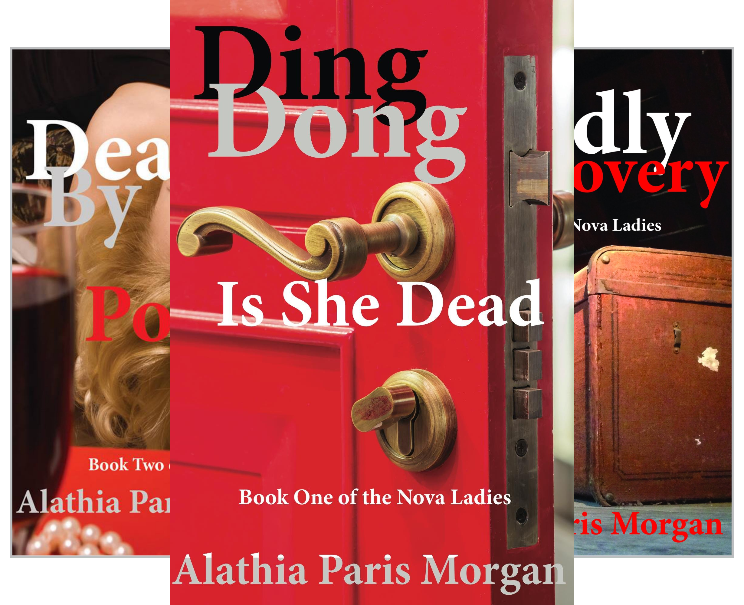 Nova Ladies Adventures (3 Book Series)