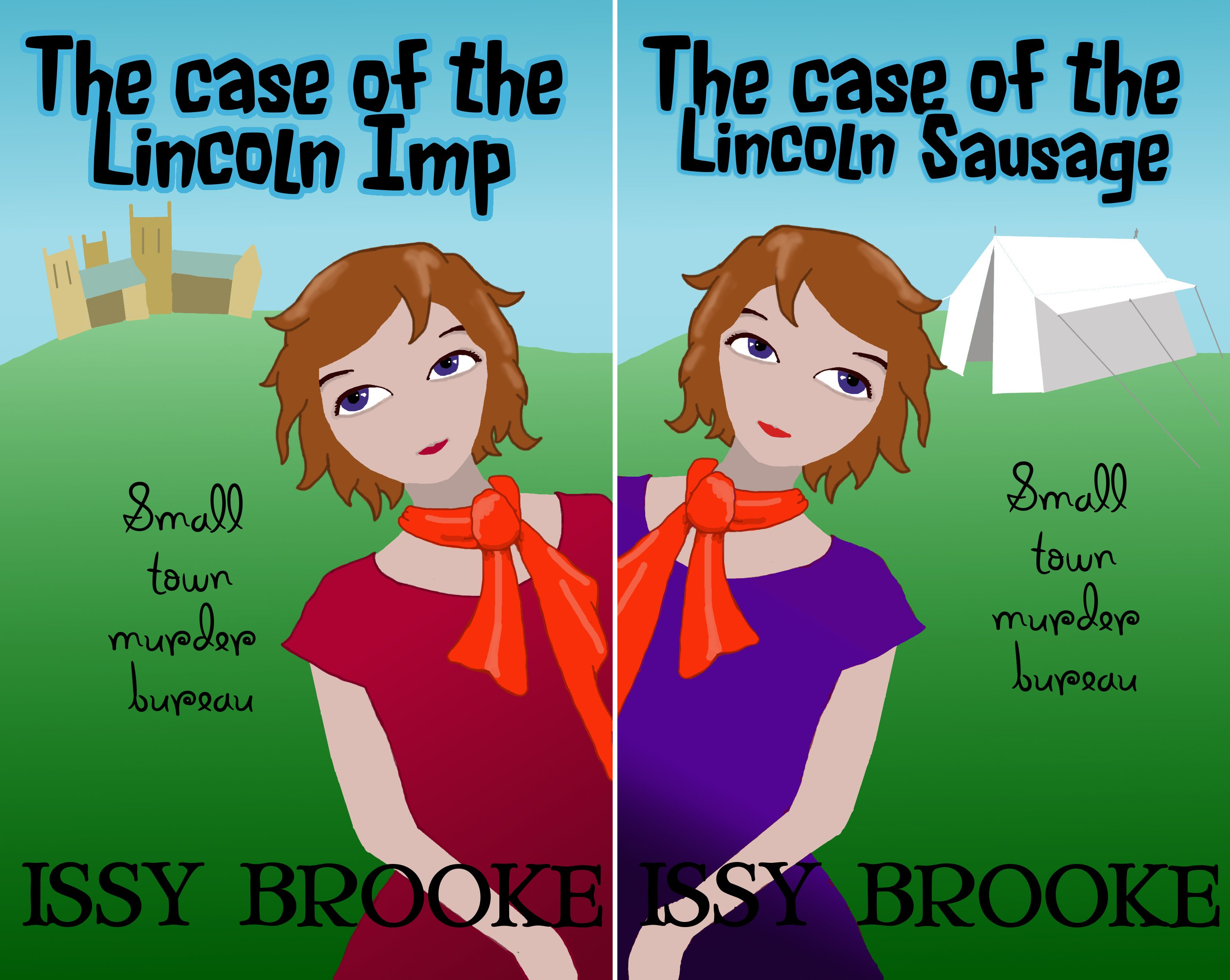 Small Town Murder Bureau (2 Book Series)