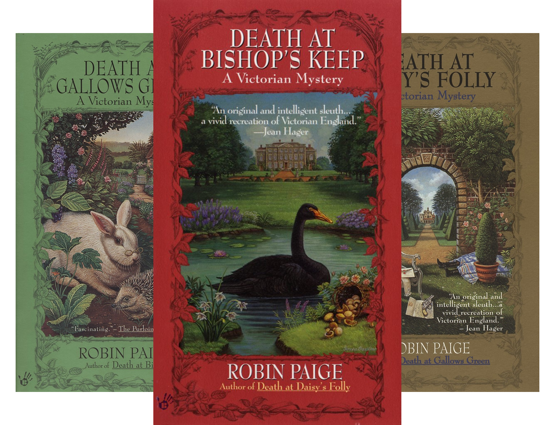 A Victorian Mystery (9 Book Series)