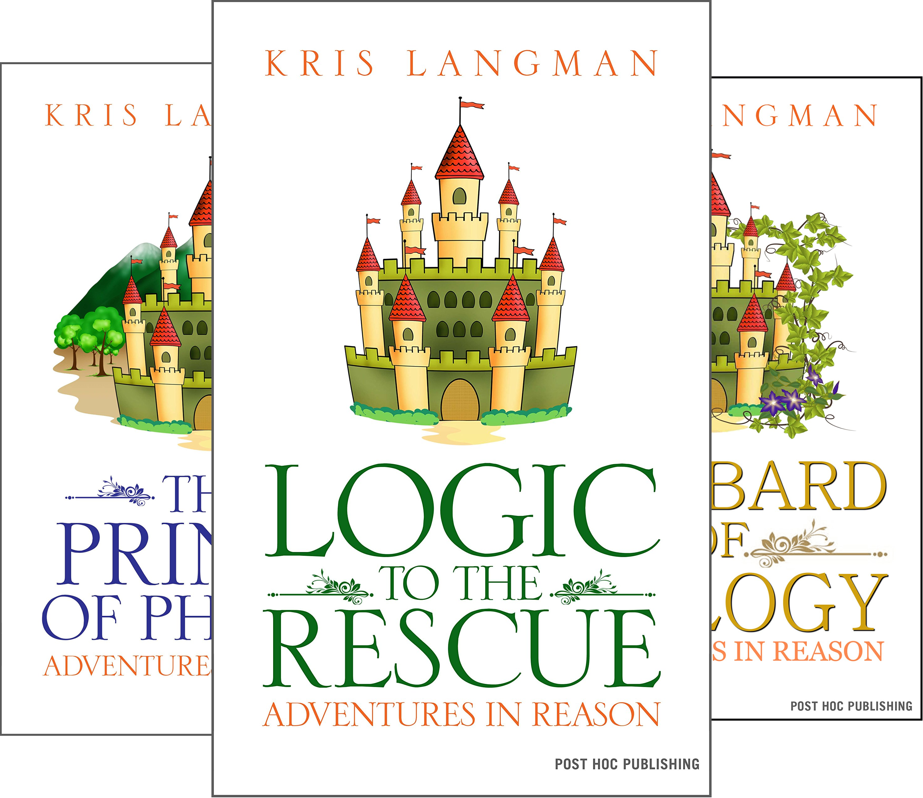 Logic to the Rescue (3 Book Series)