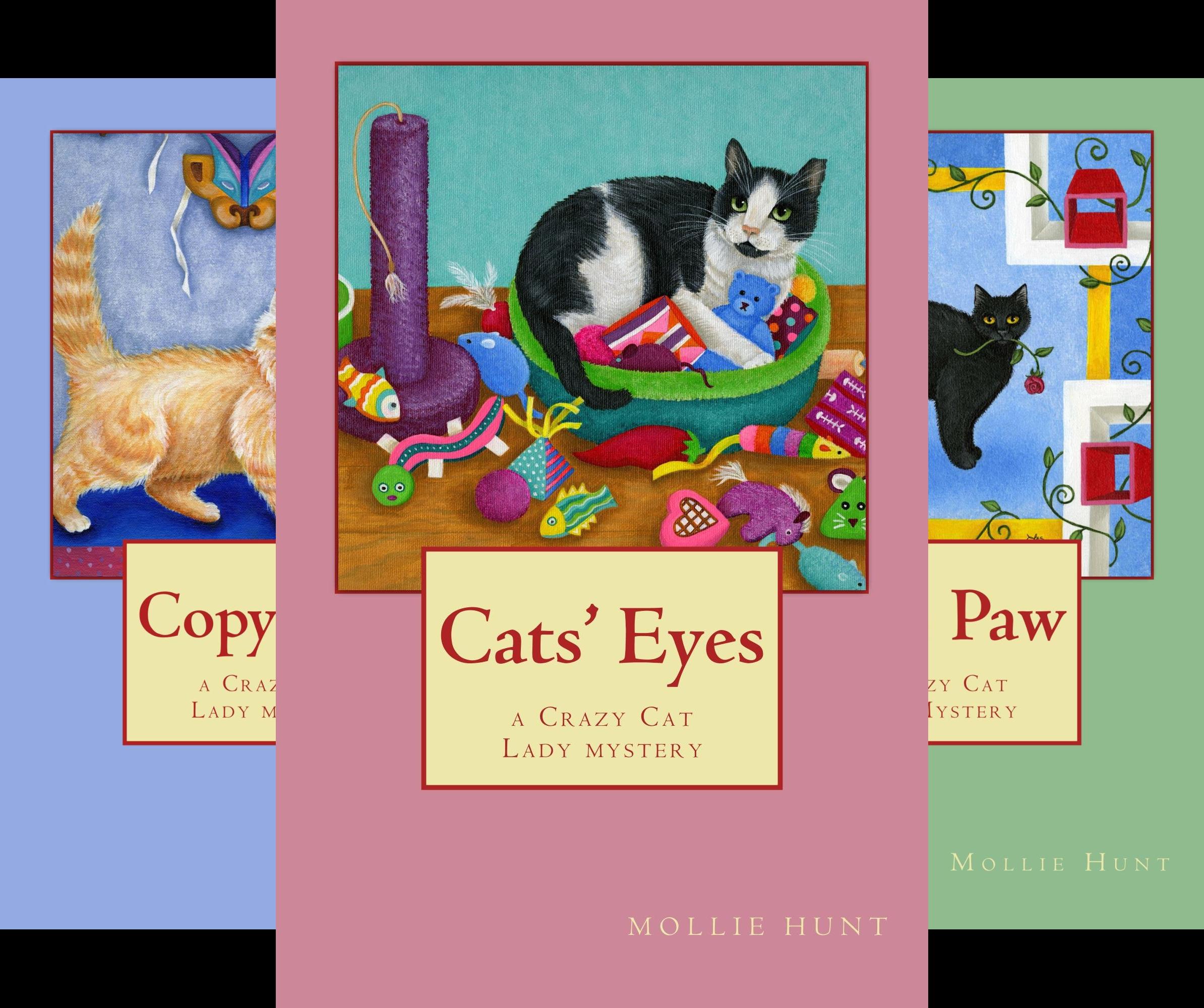 Crazy Cat Lady Series (4 Book Series)