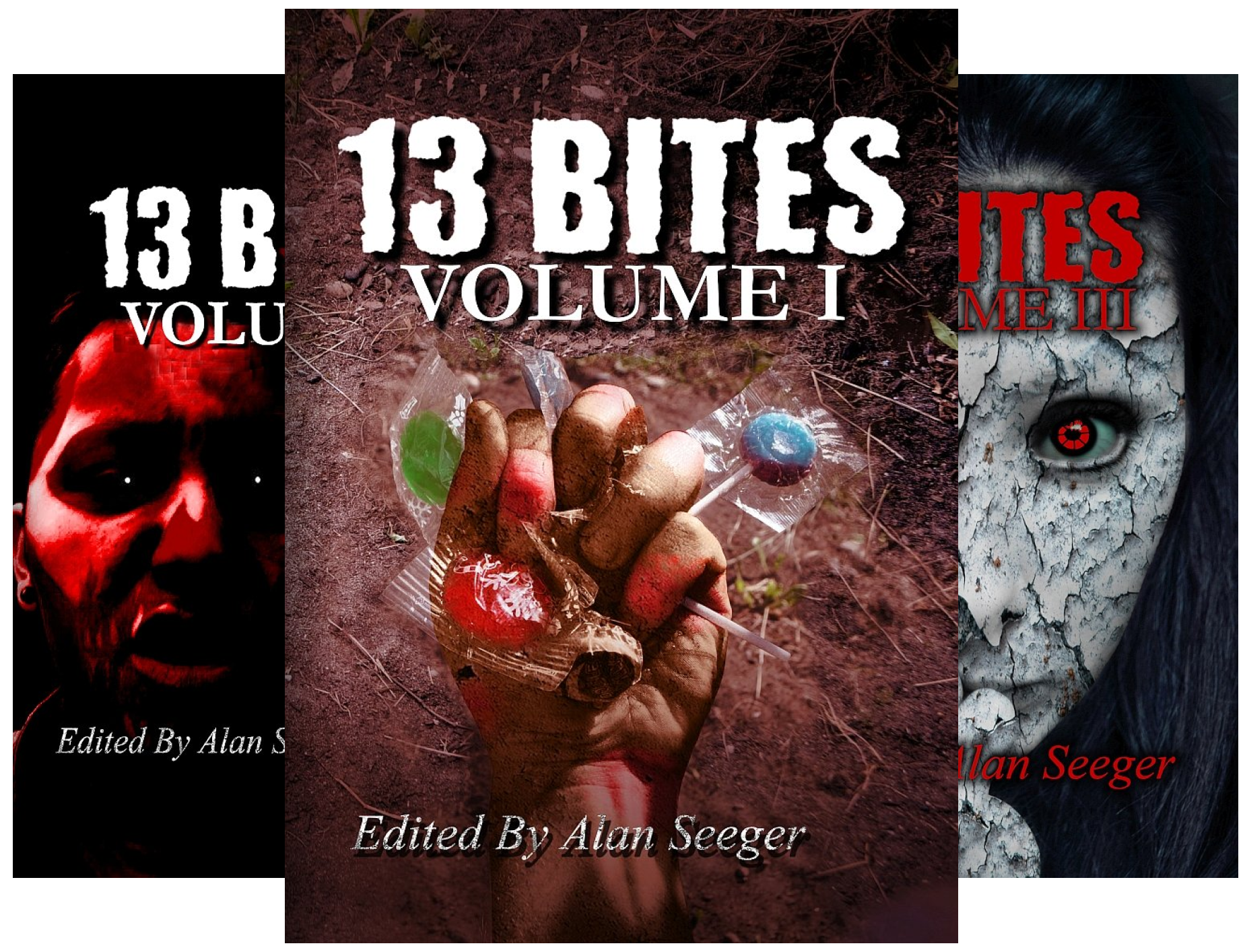 13 Bites Horror Anthology (4 Book Series)