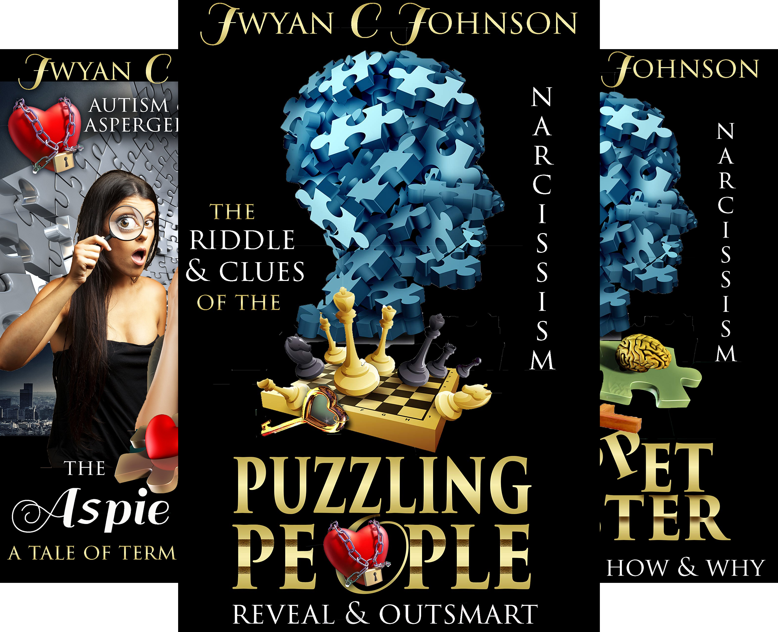 Peace From The Puzzle (3 Book Series)