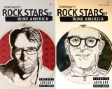 img - for ROCK STARS OF WINE AMERICA (2 Book Series) book / textbook / text book