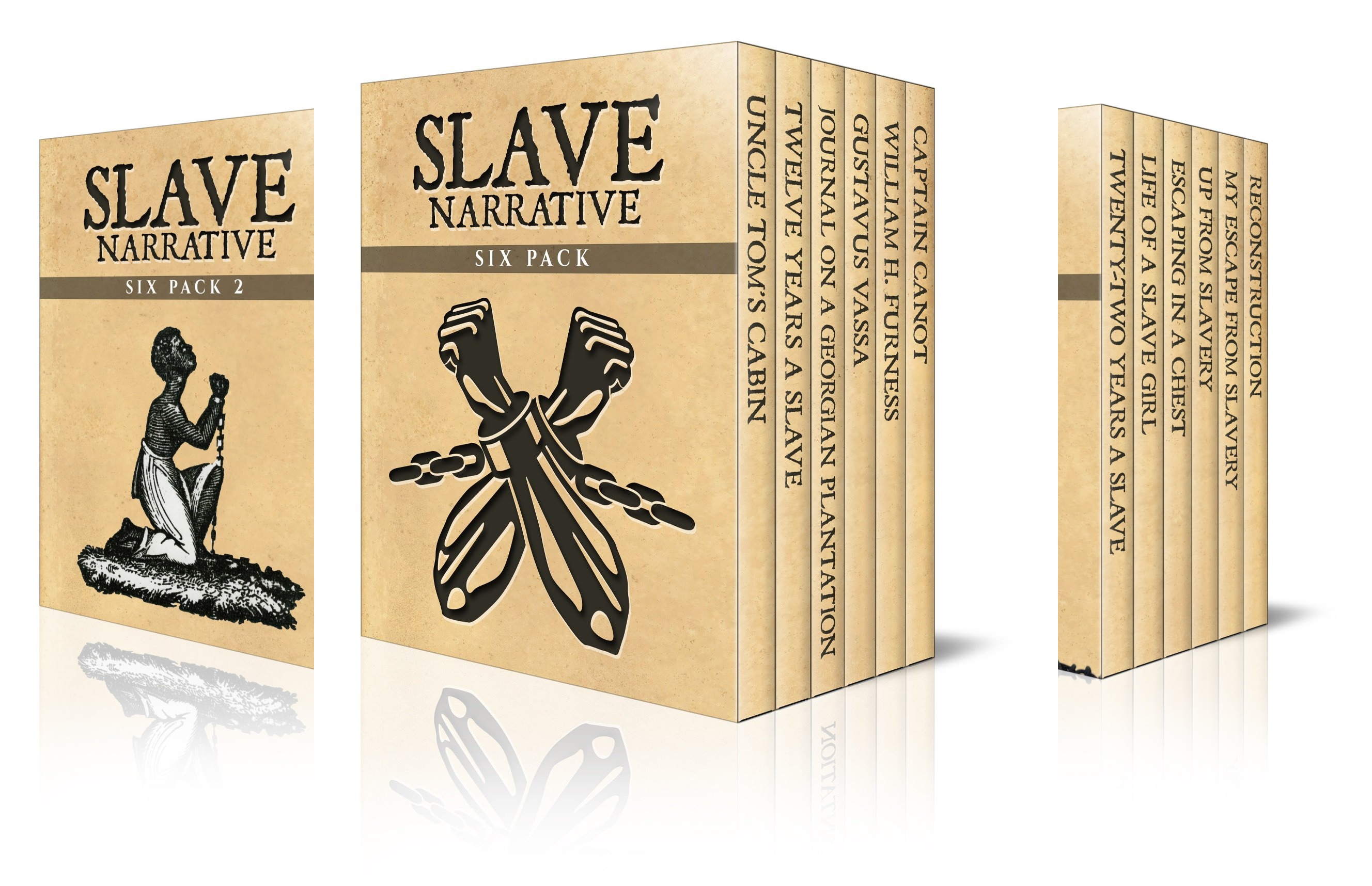 Slave Narrative Six Pack Boxset (7 Book - Macy's Washington