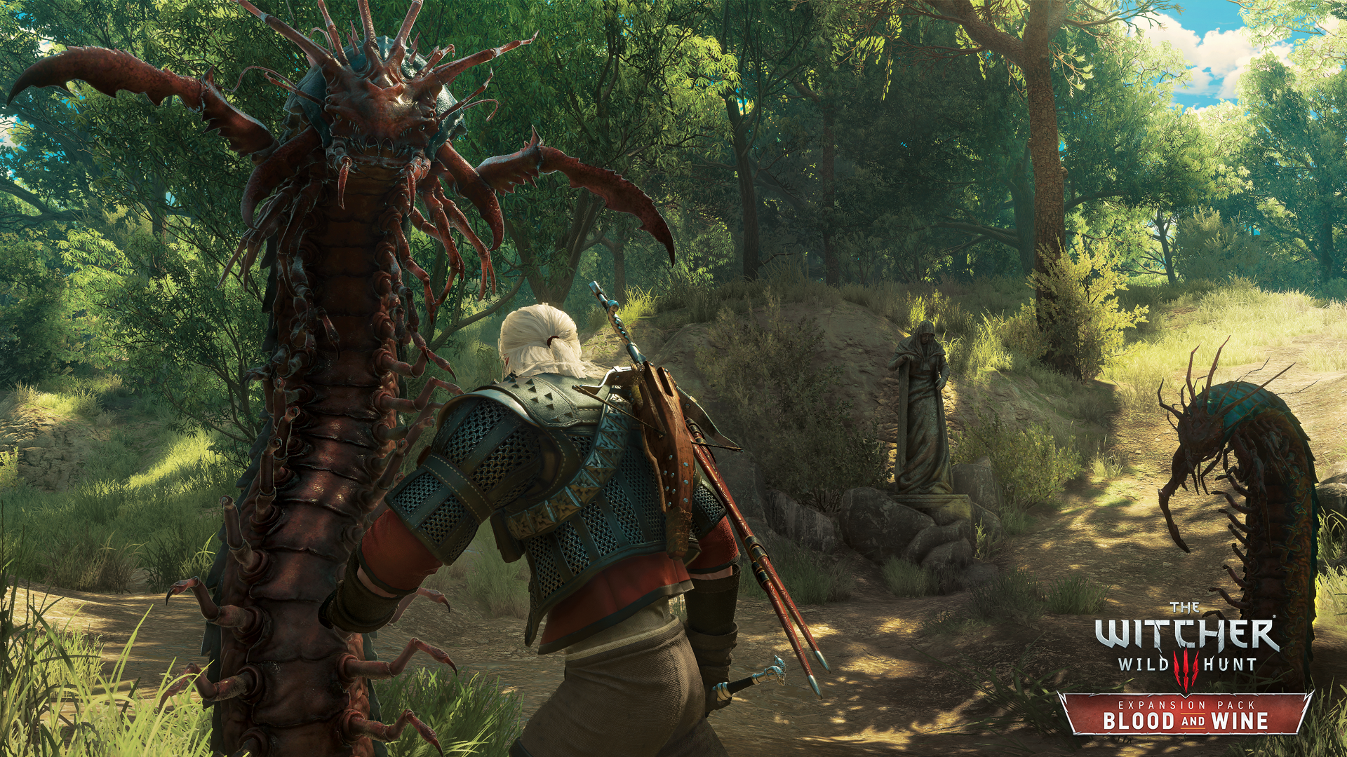 The Witcher 3 Wild Hunt Blood And Wine Pc Code Amazonde Games