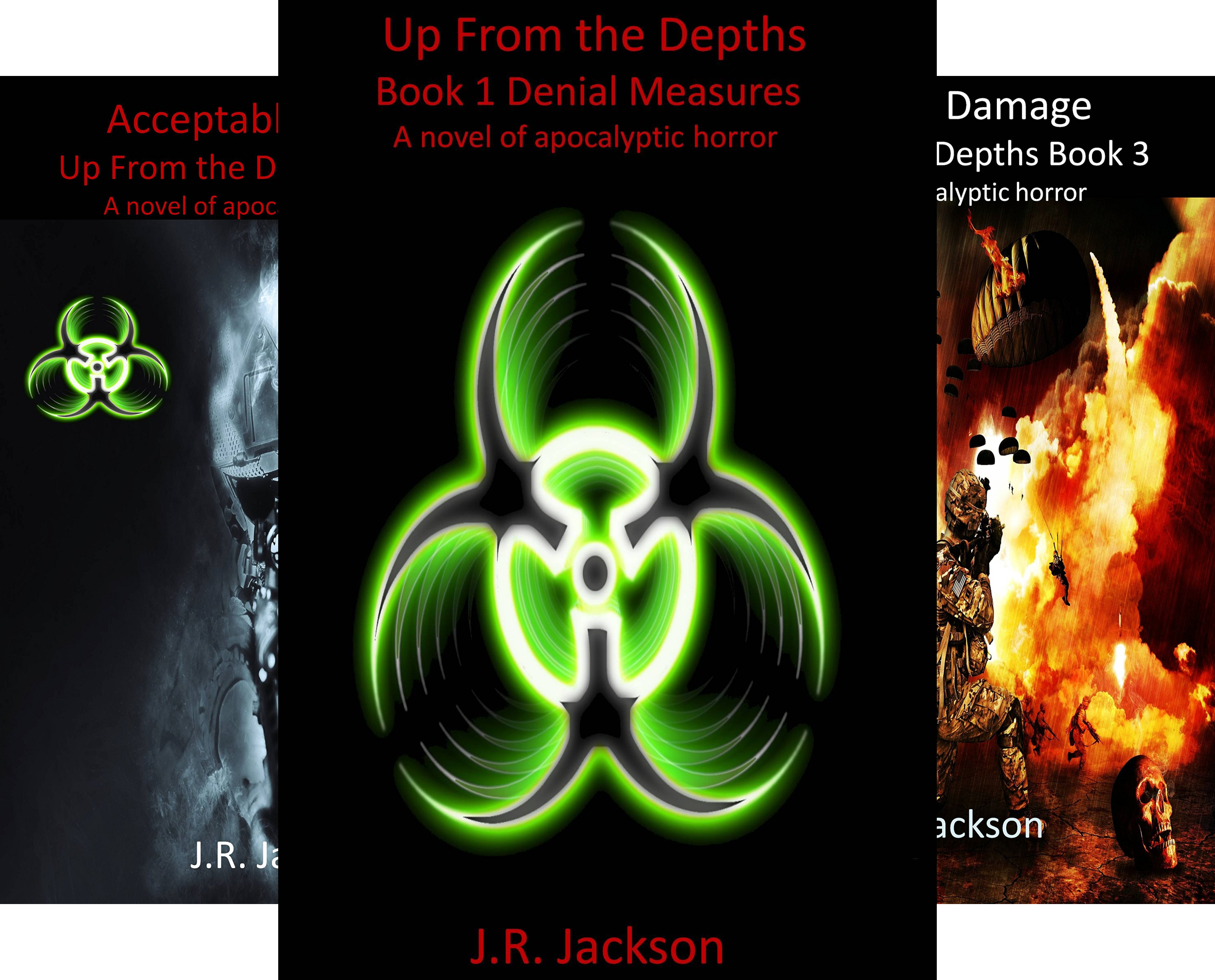 Up From the Depths (6 Book Series)