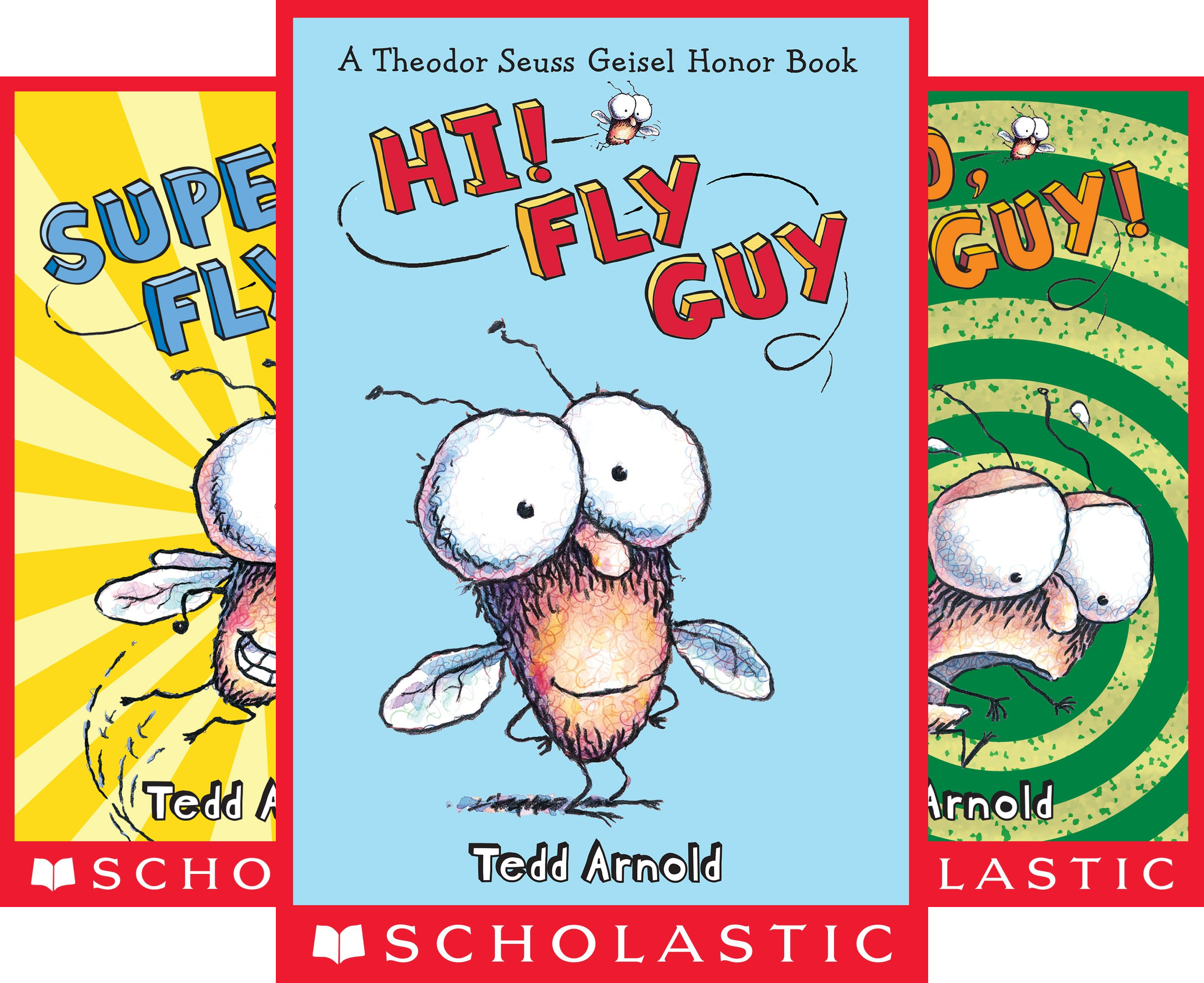 Fly Guy (18 Book