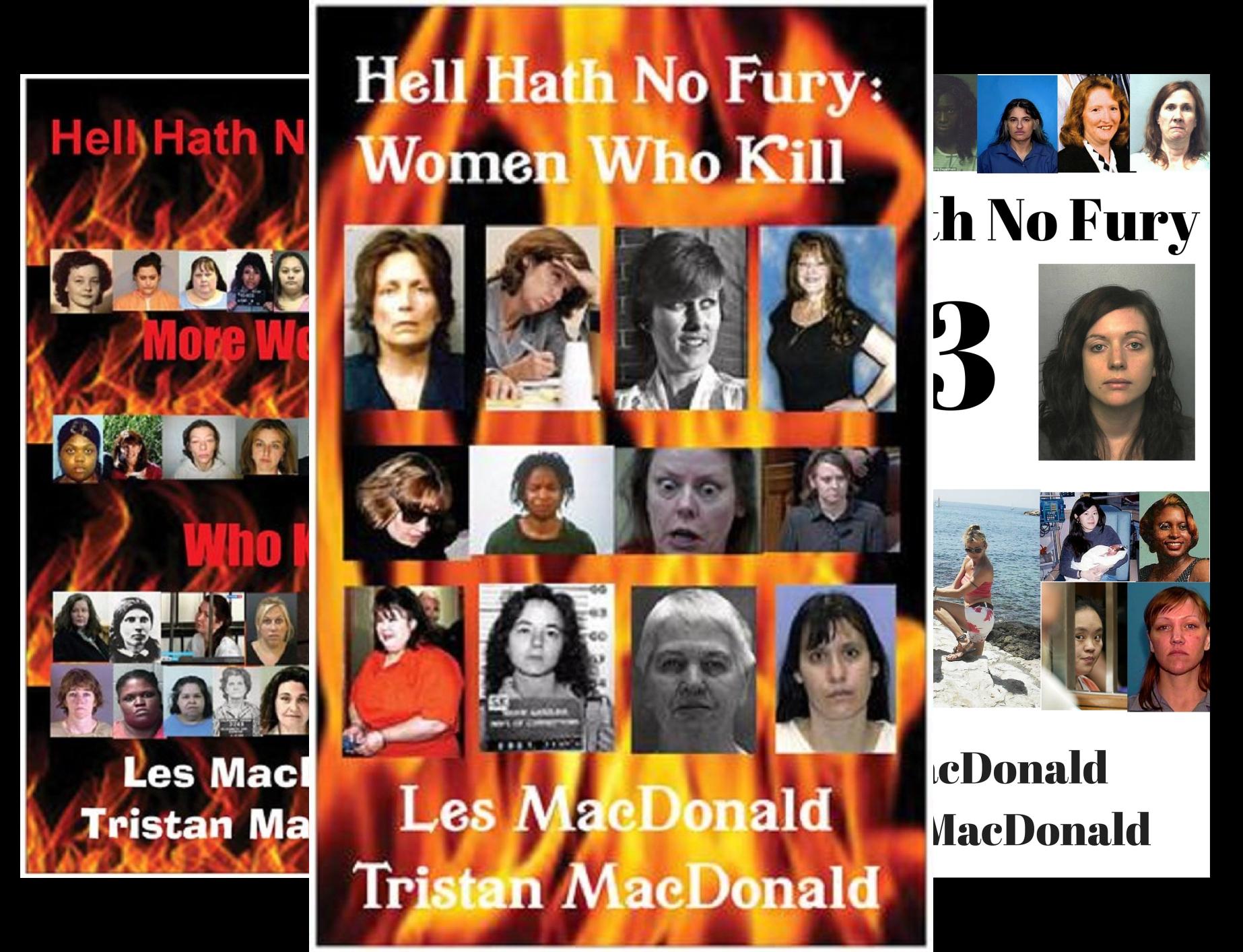 Hell Hath No Fury (9 Book Series)