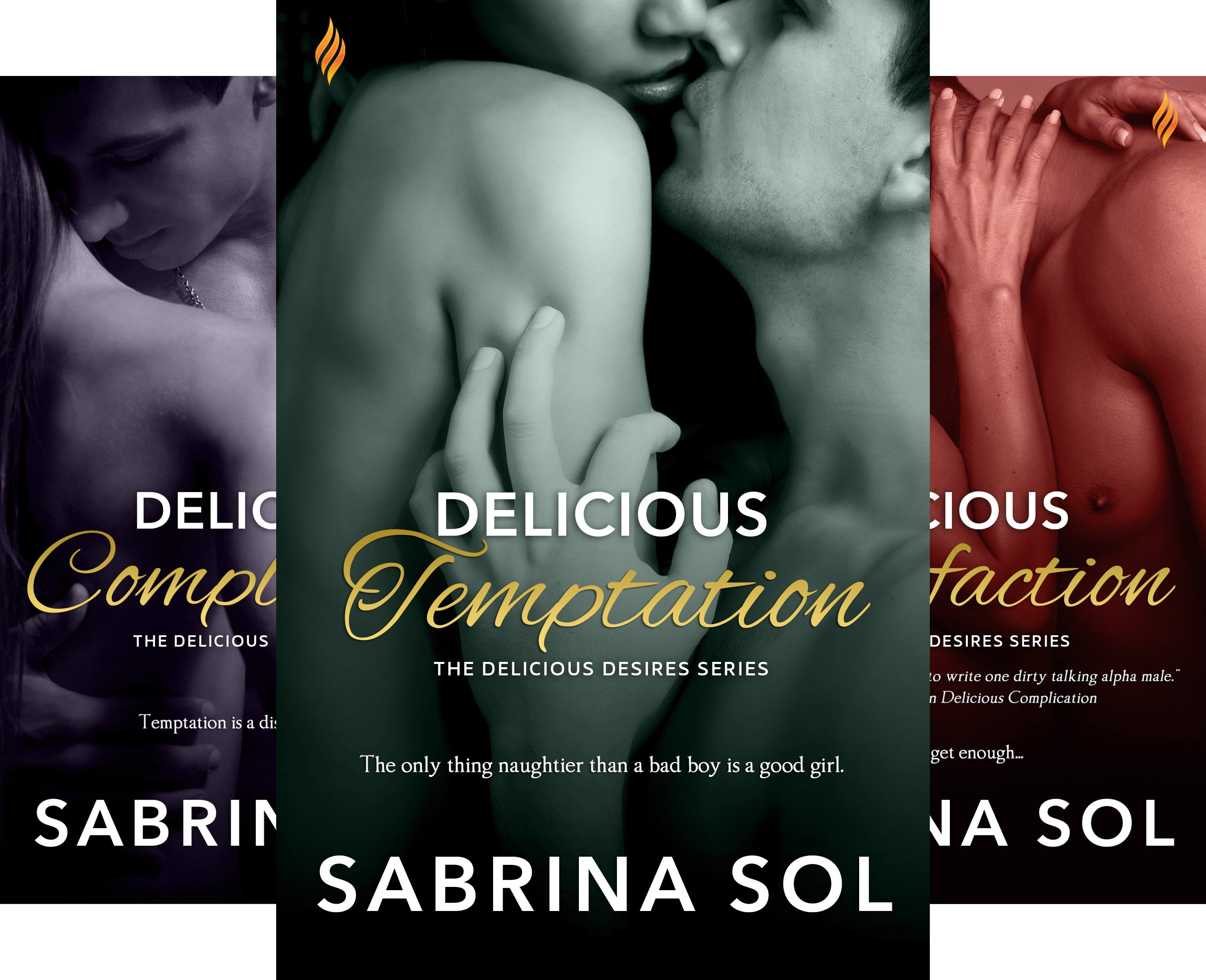 Delicious Desires (3 Books Series)