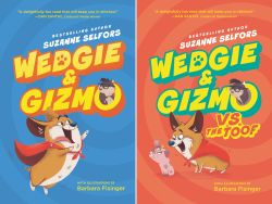 Wedgie & Gizmo (3 Book Series)
