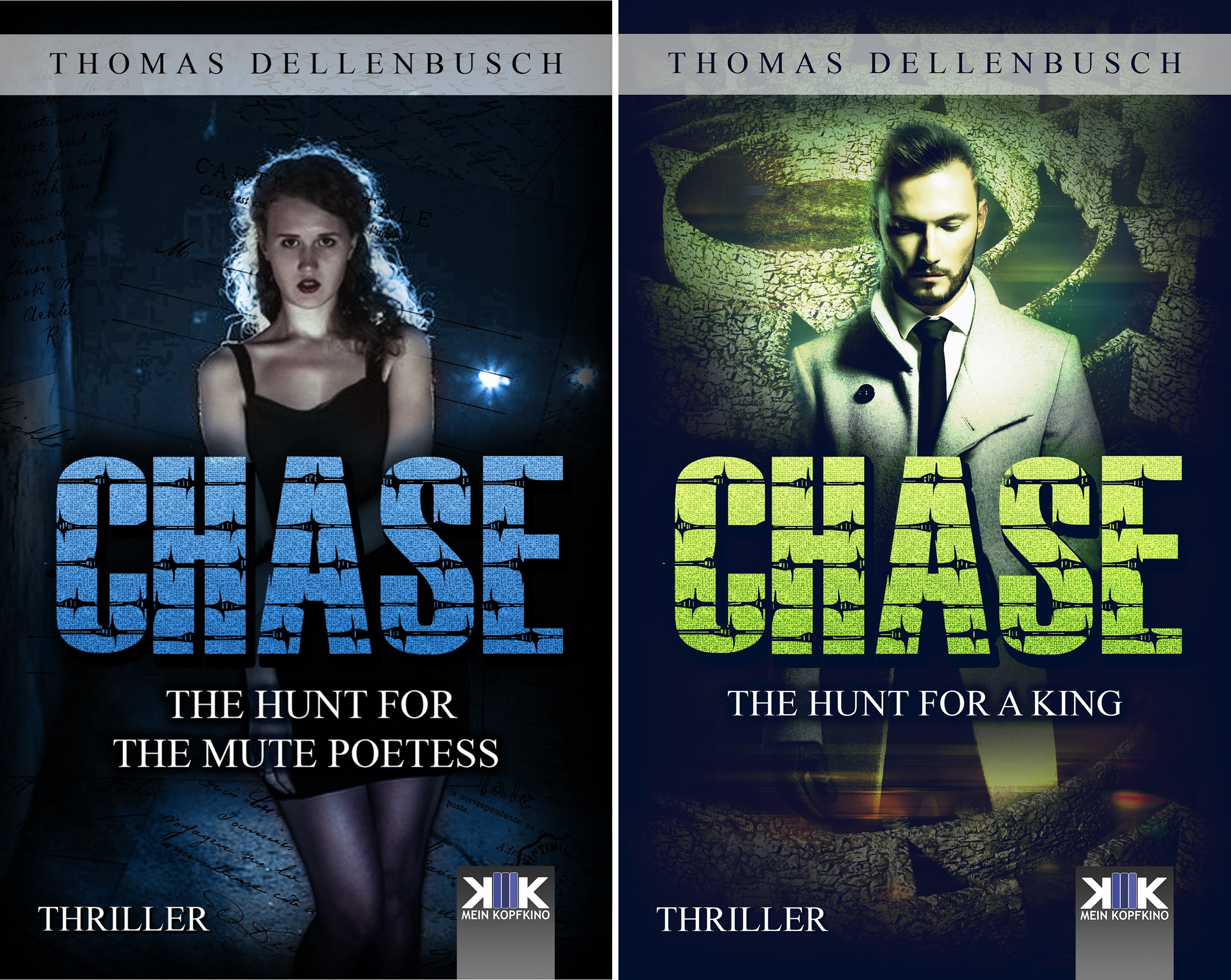 Chase (EE) (2 Book Series)